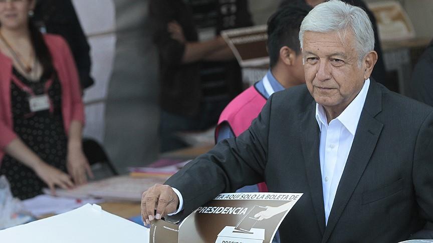 Mexique : Obrador, le candidat de la gauche élu président