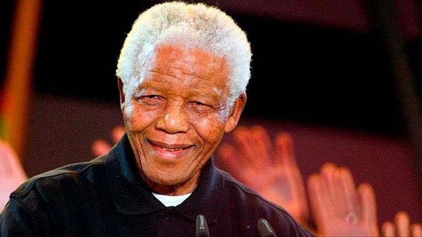 """Mandela, le """"leader de la liberté"""""""
