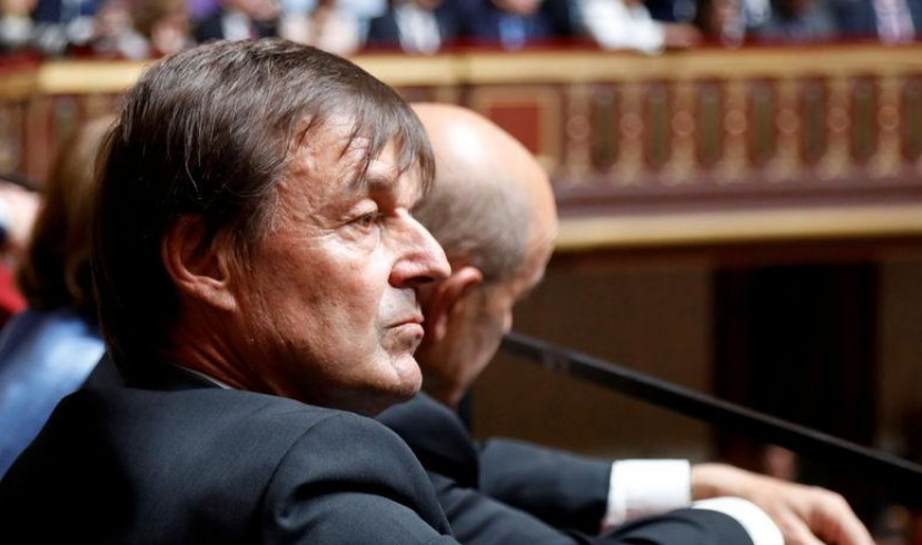 Hulot, caution écologique du gouvernement, démissionne