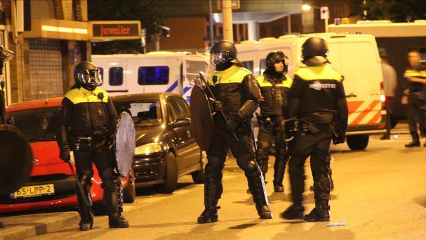 Pays-Bas: 3 blessés dans une attaque au couteau à la gare d'Amsterdam