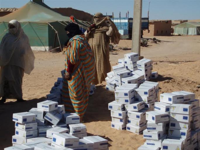 """Le détournement de l'aide humanitaire par le polisario dénoncé à l'ONU comme un """"crime de lèse humanité"""""""