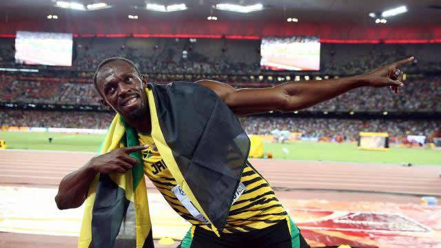 Convoqué pour un contrôle antidopage, le Jamaïcain Usain Bolt s'indigne