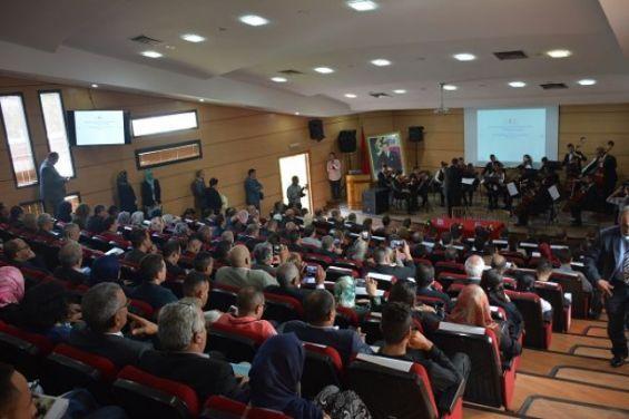 Hommage à Quatre réfugiés ayant obtenu de bons résultats au Baccalauréat marocain