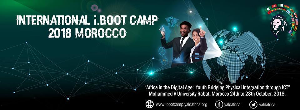 Le 7è Camp international Yalda i-Boot, du 24 au 28 octobre à Rabat