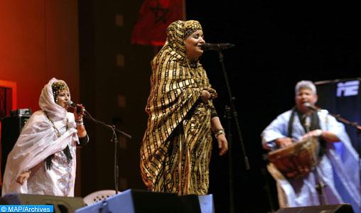 Dakhla: 13è édition du Festival national de la chanson hassanie, du 02 au 04 novembre