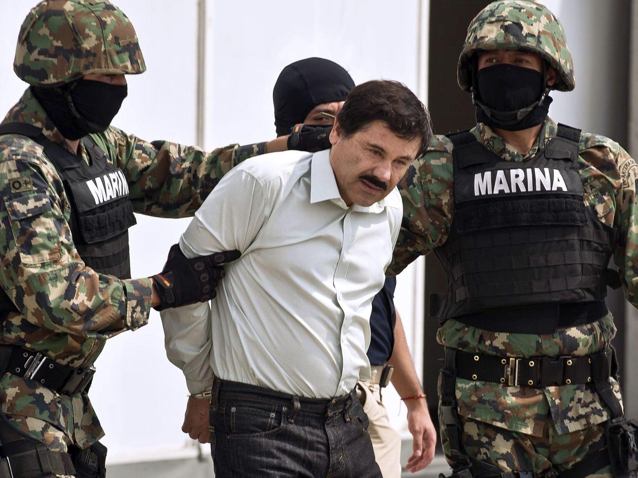"""""""El Chapo"""", la chute d'un des plus grands barons de la drogue"""