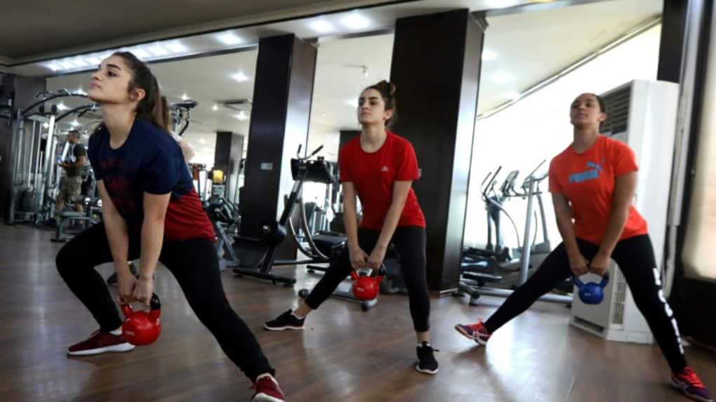 Au Kurdistan, le sport féminin s'impose et fait gagner l'Irak