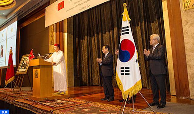 """Corée du Sud: L'Ambassadeur de SM le Roi à Séoul remporte le prix du """"meilleur ambassadeur en 2018"""""""