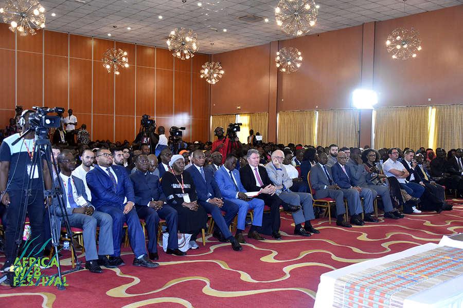 """Les professionnels du numérique en Afrique francophone à Abidjan pour le 5éme """"Africa Web Festival"""""""
