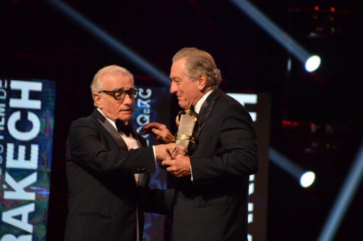 Robert De Niro : Festival International du Film de Marrakech: Un acteur doit savoir s'adapter aux exigences de son rôle
