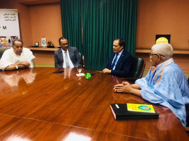 Des hommes d'affaires marocains et mauritaniens en conclave à Nouakchott pour examiner les perspectives de la coopération dans le domaine de l'énergie