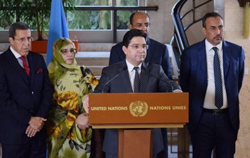 Sahara marocain: Le Royaume pleinement engagé pour l'aboutissement du processus onusien dans l'esprit de réalisme et de compromis
