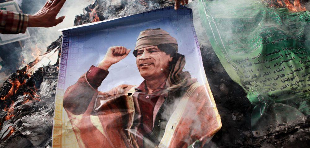 Le chaos en Libye depuis la chute de Kadhafi
