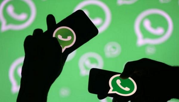 WhatsApp limite le transfert d'un message à cinq destinataires