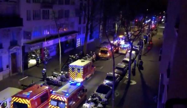 Dix morts dans un incendie à Paris, piste criminelle privilégiée