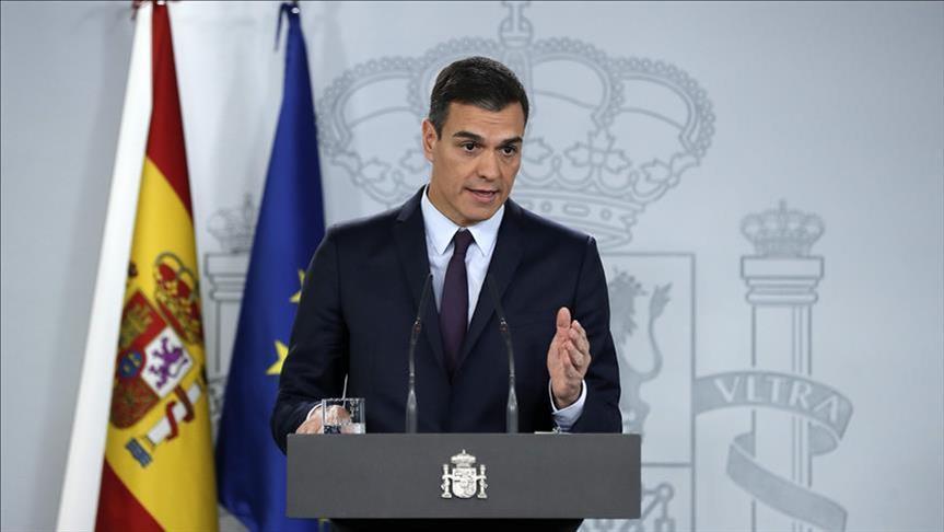 Espagne : Pedro Sánchez pour la tenue d'élections législatives anticipées