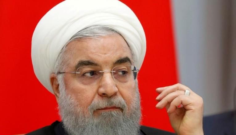 """Rohani dénonce la """"guerre économique"""" de Trump contre l'Iran"""