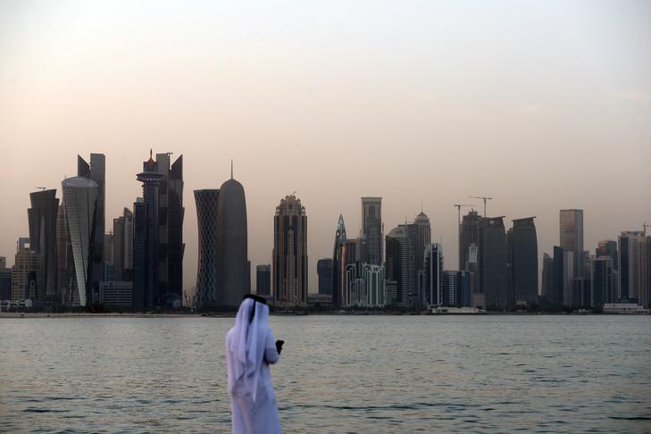 Vents contraires pour le Qatar dans ses zones d'influence