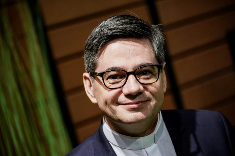"""Eric Salobir, le """"geek"""" du Vatican"""