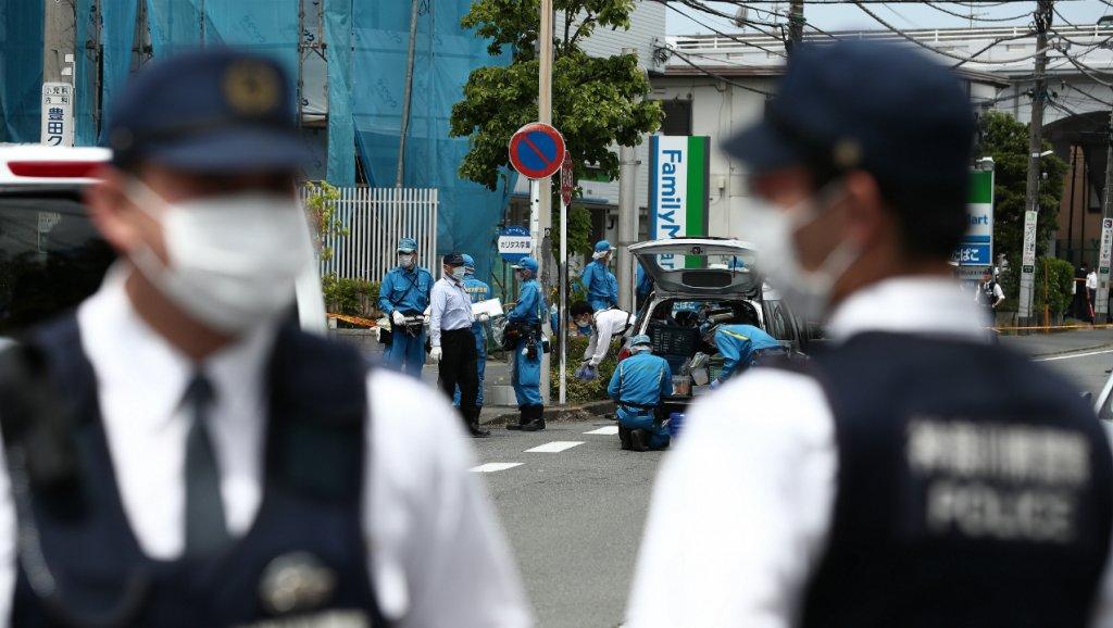 Attaque au couteau près de Tokyo, deux morts