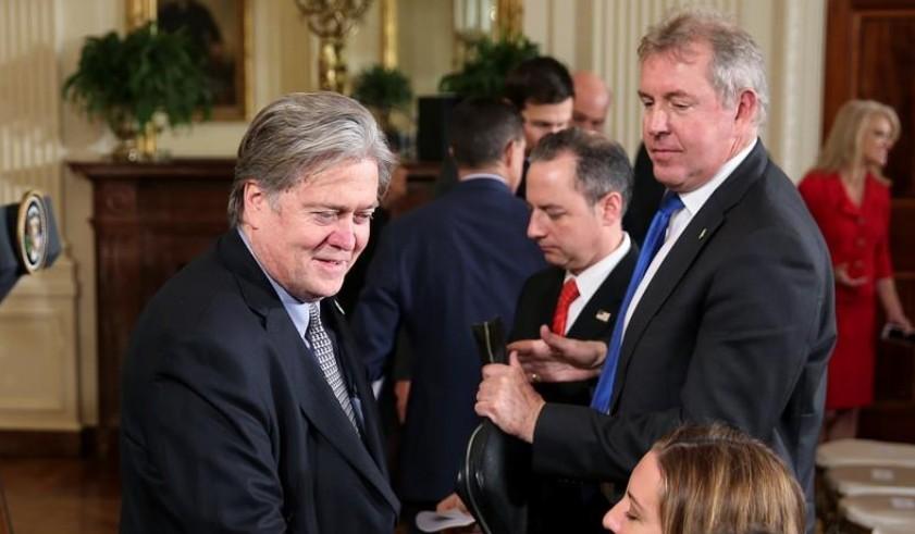 L'ambassadeur britannique aux Etats-Unis démissionne