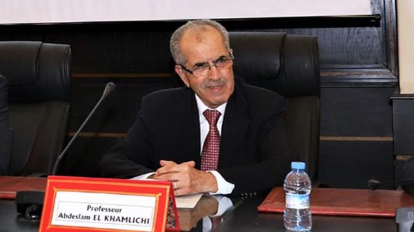 """Présentation à Rabat de l'ouvrage """"Émergence de la neurochirurgie africaine"""" du Prof. Abdeslam El Khamlichi"""