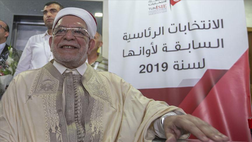 Tunisie / Présidentielle : le candidat d'Ennahdha, Mourou dépose sa candidature