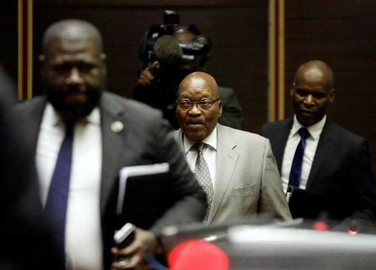 Afrique du Sud/ventes d'armes: les conclusions d'une enquête annulées en justice