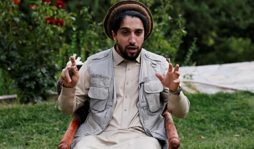 """Le fils du commandant Massoud critique """"l'opacité"""" de l'accord entre Washington et les taliban"""