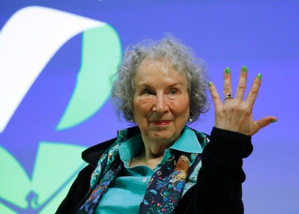Cinq romans de Margaret Atwood