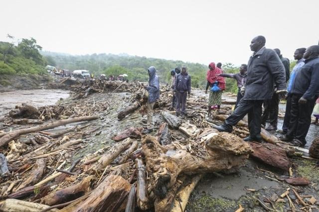 Kenya: le bilan des intempéries du week-end s'alourdit à 52 morts