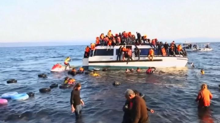 Naufrage d'un bateau de migrants au large de la Mauritanie, 57 morts