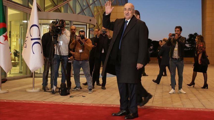 Algérie : Abdelmajid Tebboune nouveau président de la République