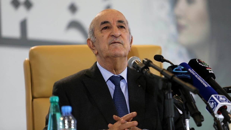 Algérie: les chefs d'Etat depuis l'indépendance