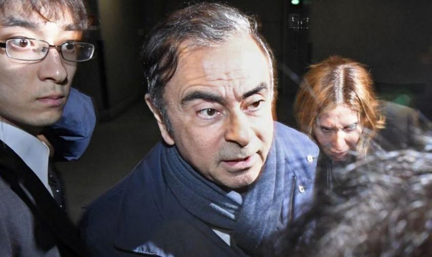 Ghosn est entré au Liban avec un passeport français, selon la chaîne libanaise MTV
