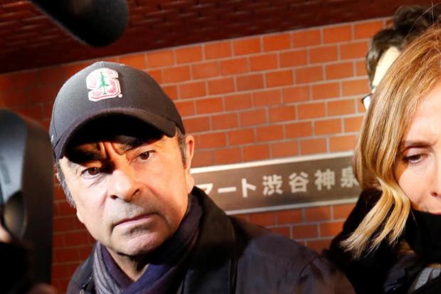 Fuite de Carlos Ghosn: ce que l'on sait