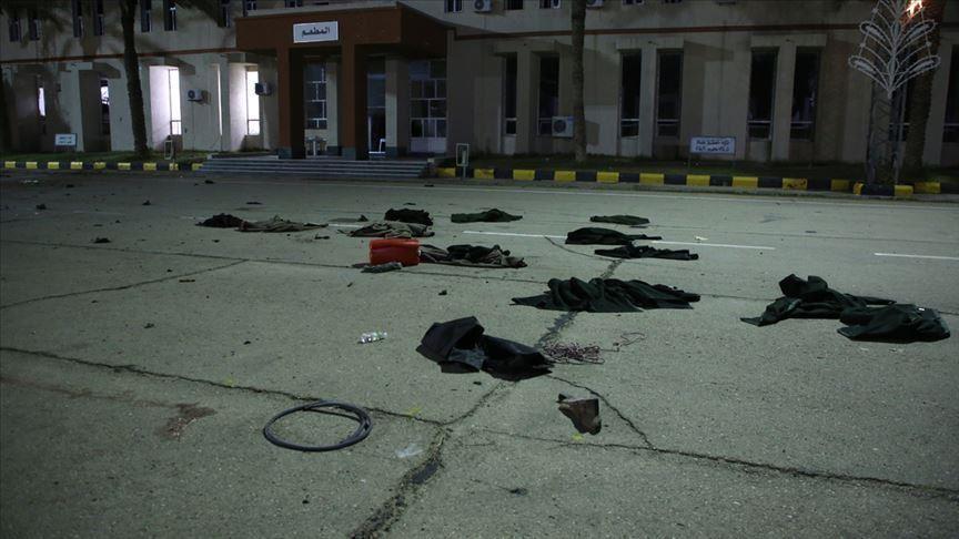 La Tunisie condamne fermement le bombardement de l'Académie militaire de Tripoli