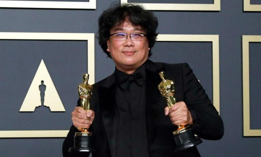 """Oscars: Quatre récompenses, dont celle du meilleur film, pour """"Parasite"""""""