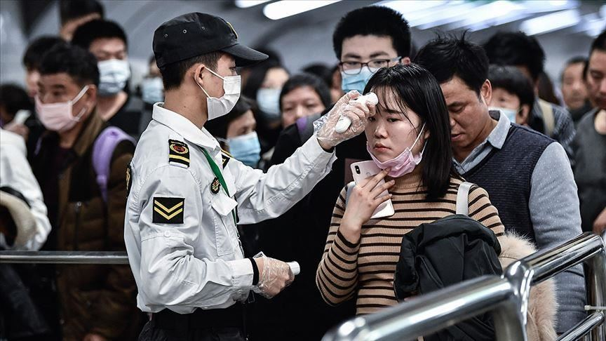 Chine : 242 nouveaux décès par le coronavirus Covid-19