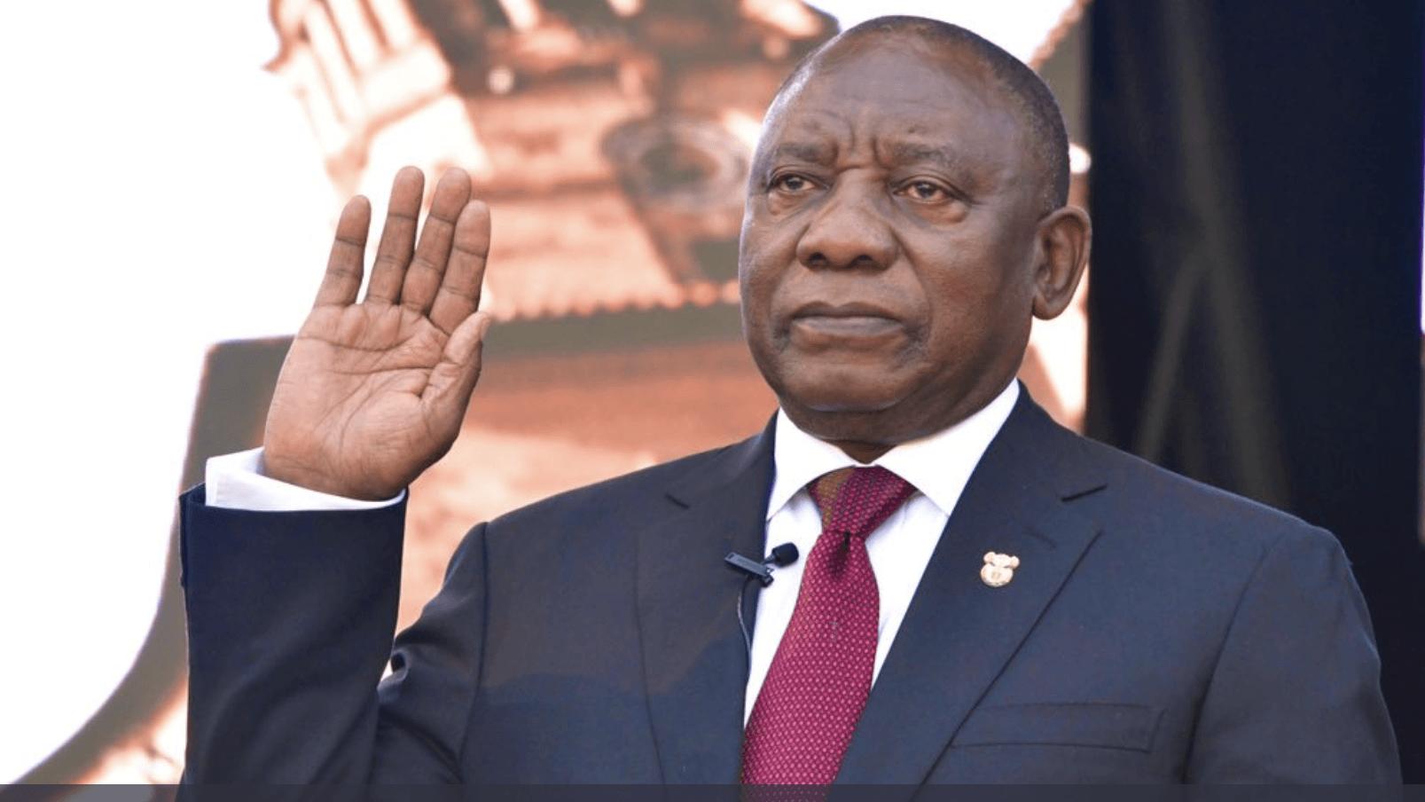 Afrique du Sud : Le plan de réforme de Ramaphosa sous la loupe des députés