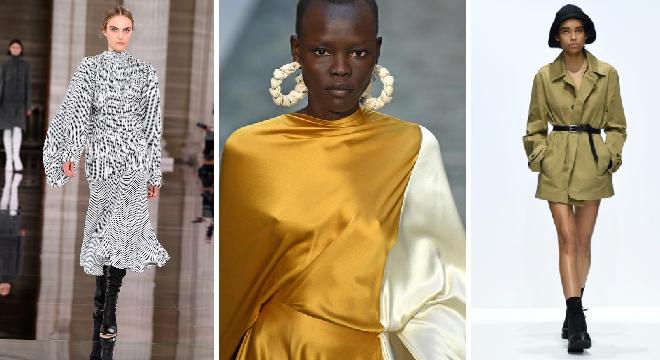 Trois femmes puissantes à la Fashion Week de Londres