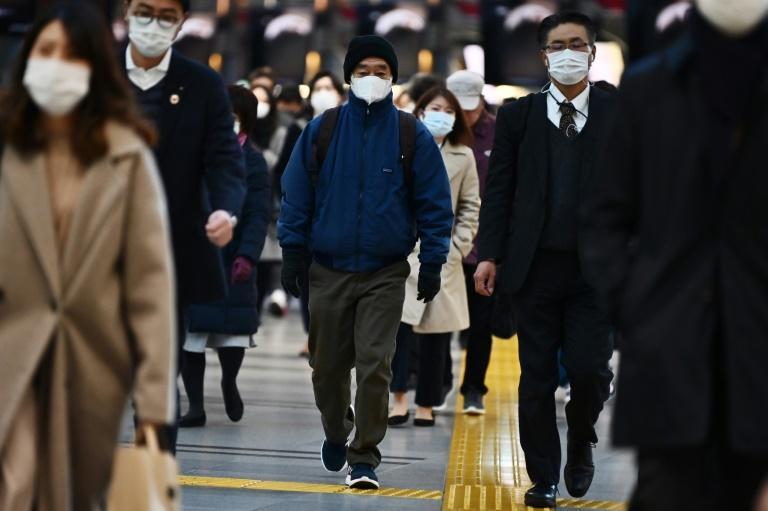 Deux Sud-Africains contaminés par le coronavirus au Japon