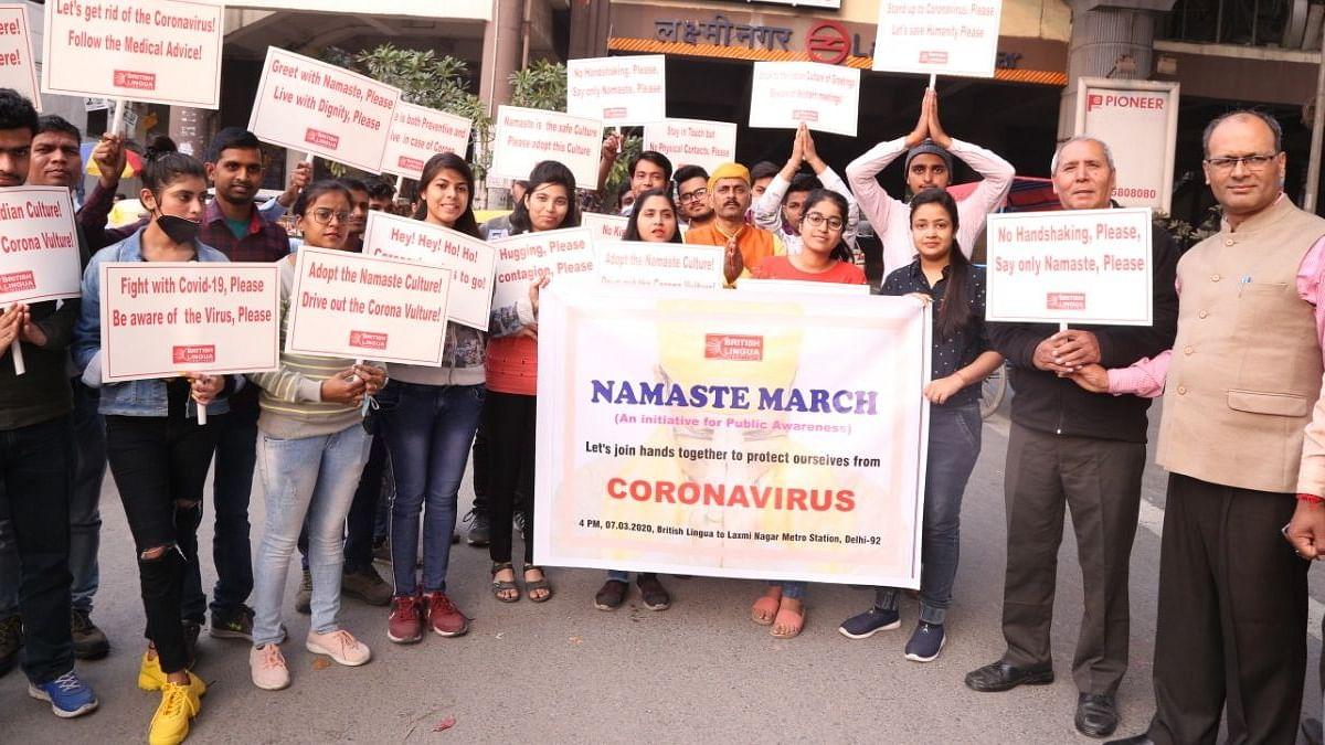 Le Namasté, un préventif contre le coronavirus ?