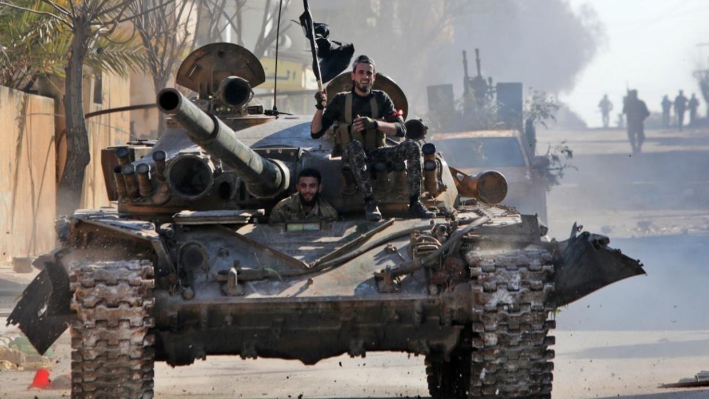 Syrie: les interventions militaires étrangères dans le conflit