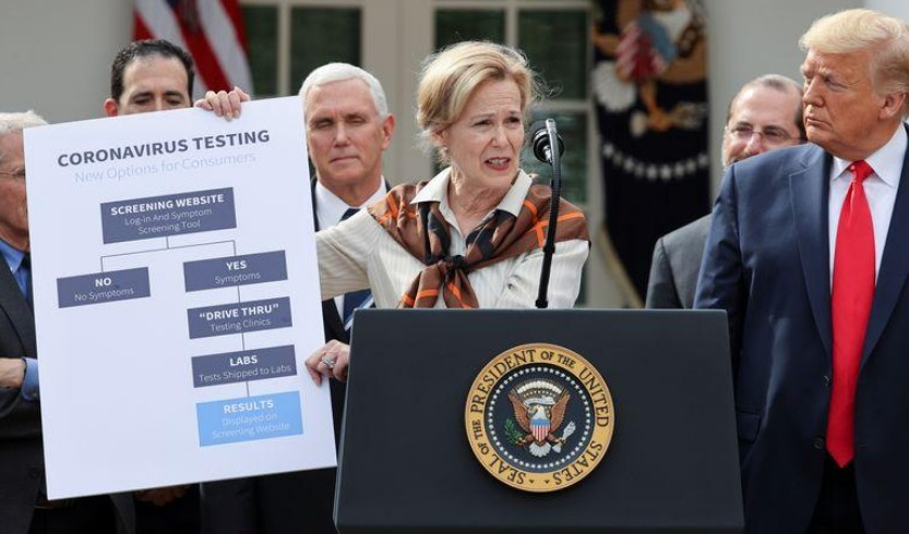 Coronavirus: Donald Trump décrète l'urgence nationale
