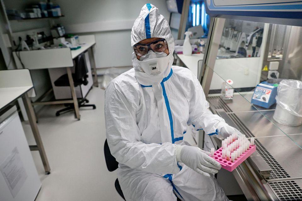 Coronavirus : Le nombre des cas avérés grimpe à 62 en Afrique du Sud