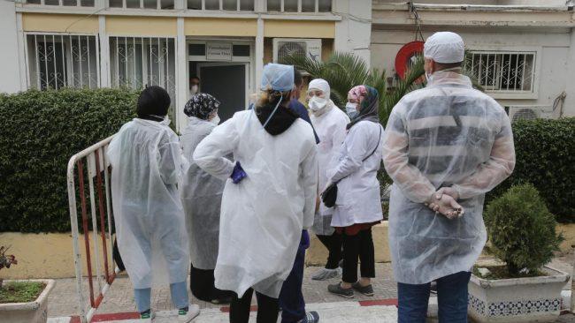 Coronavirus en Algérie : 75 cas au total, dont sept décès