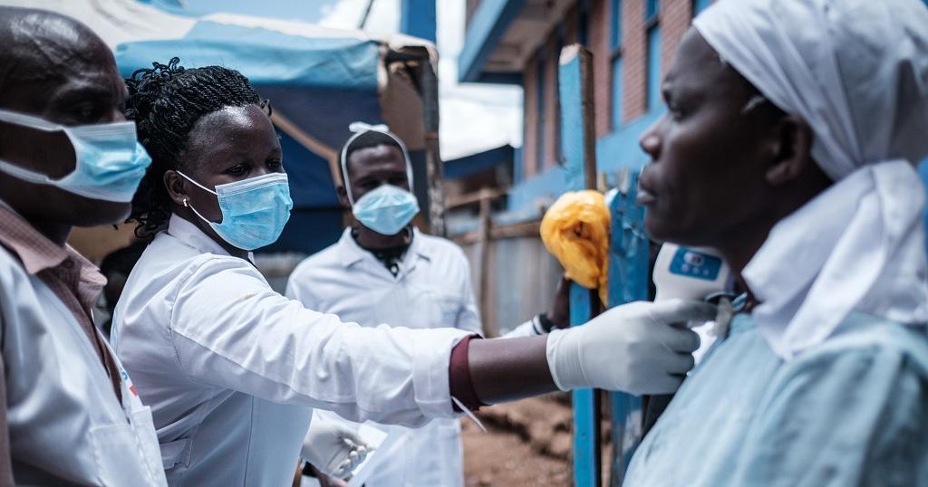 Virus: premier décès à Kinshasa, cinq nouveaux cas