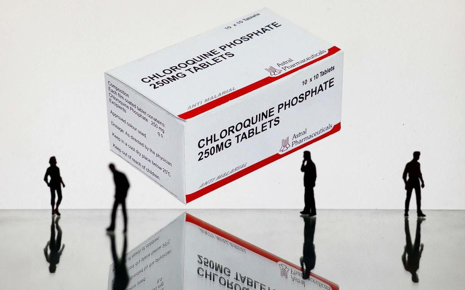Chloroquine, hydroxychloroquine et Covid-19: où en est-on ?