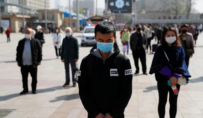 Coornavirus: La Chine rend hommage aux milliers de morts de l'épidémie